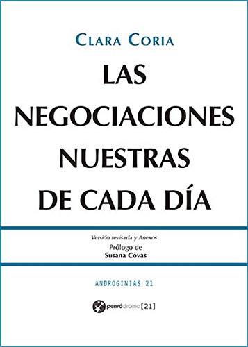 9788494552212: Las negociaciones nuestras de cada día