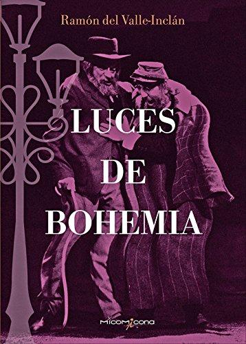 9788494555992: LUCES DE BOHEMIA