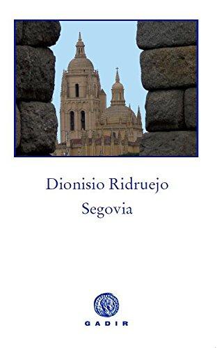 9788494576508: Segovia (Ficción)