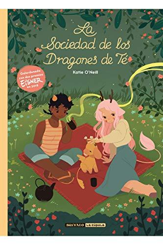 9788494598432: La sociedad de los dragones de té (BRUFALO EN LA CUPULA)