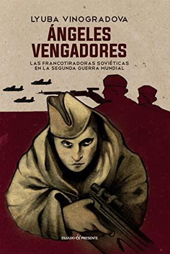 Ángeles vengadores: VINOGRADOVA, LYUBA