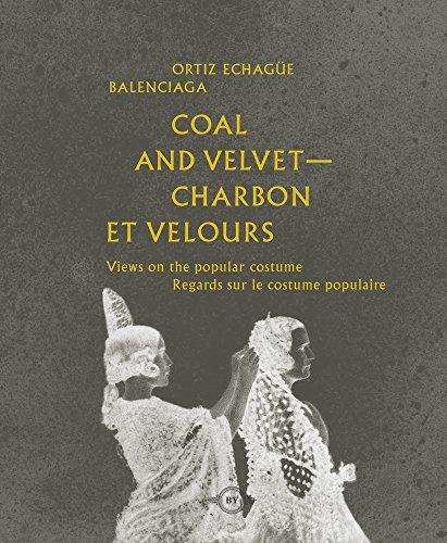 Coal and Velvet: Ortiz Echague, Jose