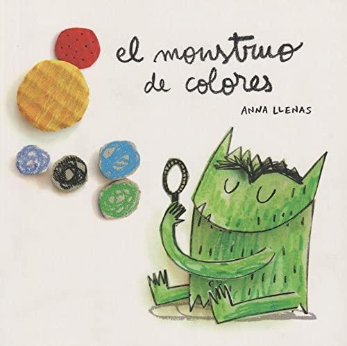 9788494681516: El monstruo de colores / The Color Monster