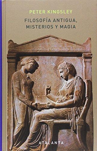 9788494729720: Filosofía antigua, misterios y magia (MEMORIA MUNDI)