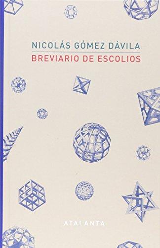 9788494729751: Breviario de Escolios (ARS BREVIS)