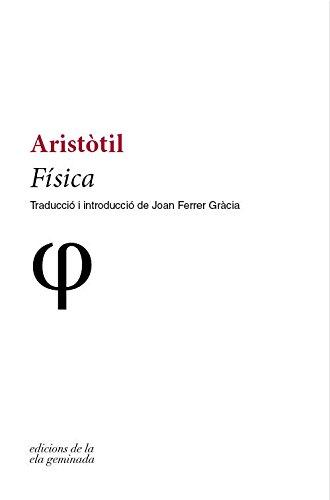 Física: Aristòtil