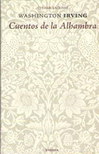 9788494733185: Cuentos de la alhambra. Confabulaciones 111