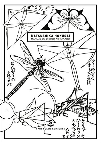Manual de dibujo abreviado: Hokusai, Katsushika