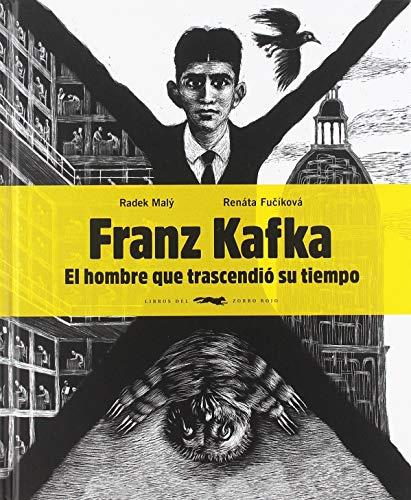 9788494773570: Franz Kafka, el hombre que trascendió su tiempo (Czech Edition)