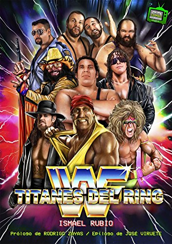 9788494832628: WWF: TITANES DEL RING (Zapping)