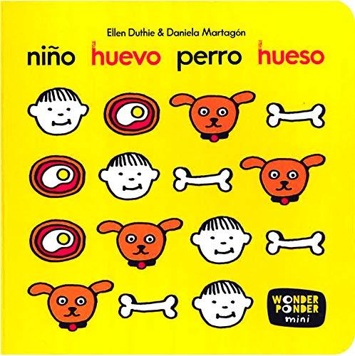 9788494870927: NIÑO HUEVO PERRO HUESO