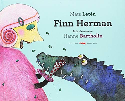 9788494884849: Finn Herman (ÁLBUMES ILUSTRADOS)