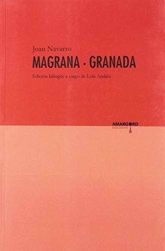 9788494941177: MAGRANA * GRANADA