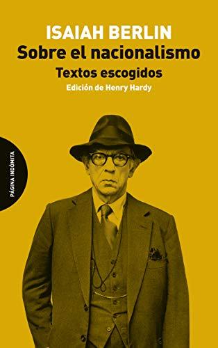 9788494999239: Sobre el nacionalismo: Textos escogidos (ENSAYO)