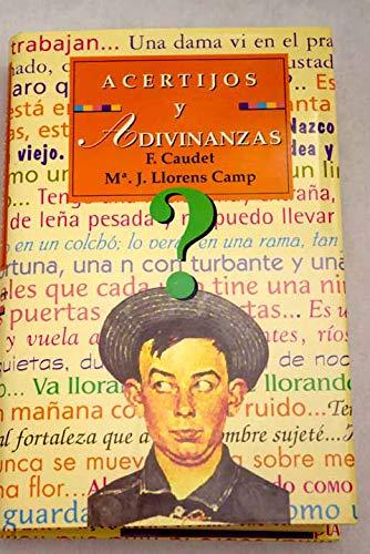 Los mejores acertijos y adivinanzas: Caudet Yarza, Francisco