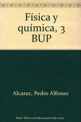 9788495015136: Física y química 3º BUP