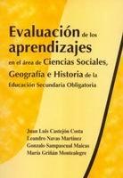 EVALUACION DE LOS APRENDIZAJES DEL AREA DE: CASTEJON COSTA, JUAN