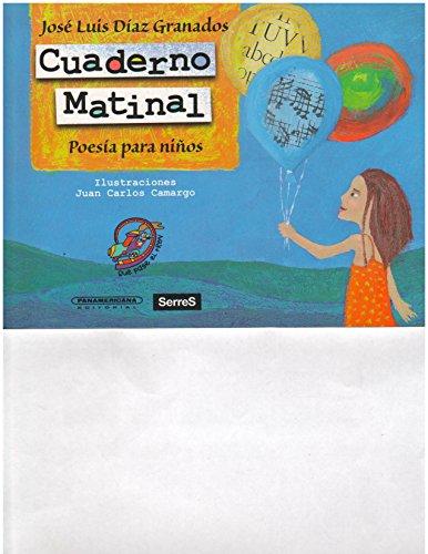 9788495040558: Cuaderno matinal. poesia para niños
