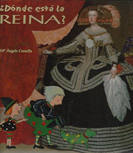 9788495040985: Donde esta la reina/ Where Is the Queen