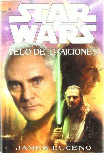 9788495070265: Velo de traiciones (Star Wars)