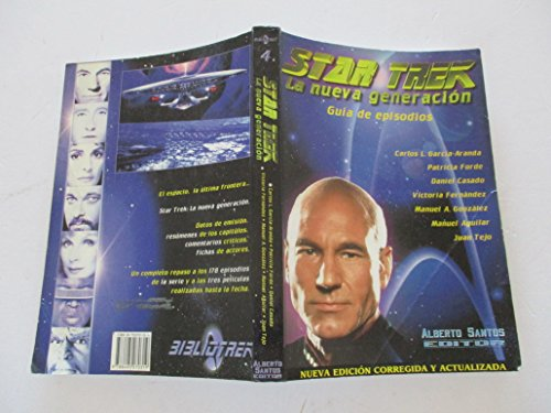9788495070319: Star Trek. La nueva generación. Guía de episodios