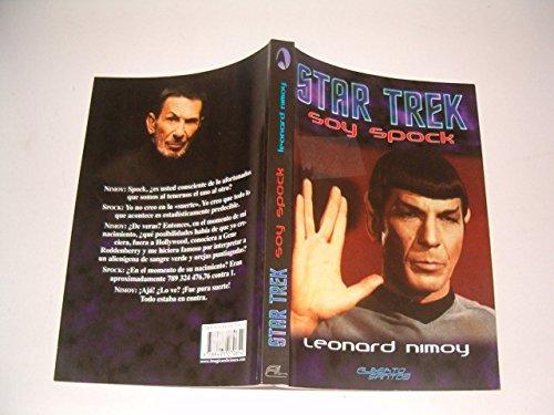 Star Trek. Soy Spock (8495070650) by LEONARD NIMOY