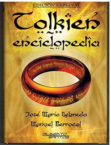 9788495070883: Tolkien. Enciclopedia (cartoné)