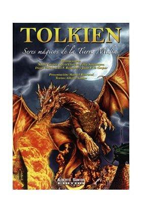 9788495070913: Tolkien. Seres mágicos de la Tierra Media