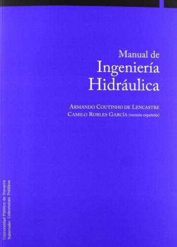 9788495075161: Manual de ingeniería hidráulica