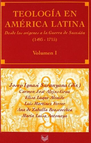 Teologia en America Latina / Theology in: Saranyana, Josep Ignasi