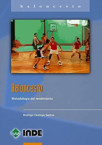 9788495114334: Baloncesto: Metodología del rendimiento (Deportes)