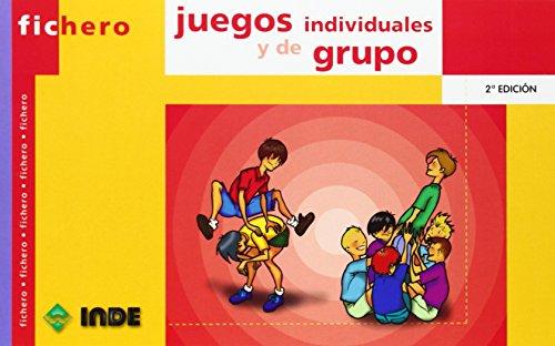 9788495114402: Juegos individuales y de grupo - fichero (Fichero (inde))