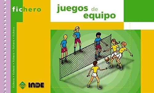Fichero de . Juegos de Equipo (Paperback): Domingo Blázquez Sánchez