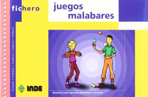 Fichero - Juegos de Malabares (Spanish Edition): Comes, Montserrat