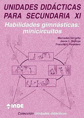 9788495114501: Aprendizaje de las habilidades gimnásticas; Una propuesta a través de minicircuitos. Unidades didácticas para Secundaria XI - 9788495114501