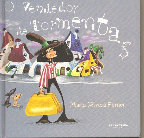 Vendedor de tormentas, O.: Rivera Ferner, Marta: