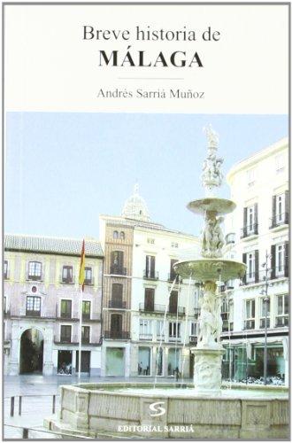 9788495129109: Breve historia de Málaga