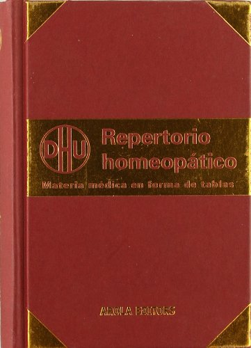 9788495134110: REPERTORIO HOMEOPATICO