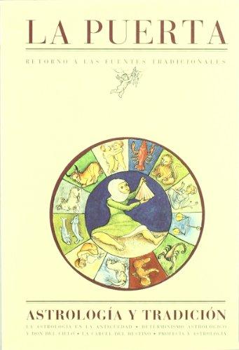9788495134202: Astrologia Y Tradicion (Col·lecció La Puerta)