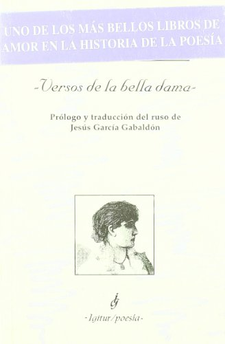 9788495142436: Versos De La Bella Dama (Poesia (igitur))