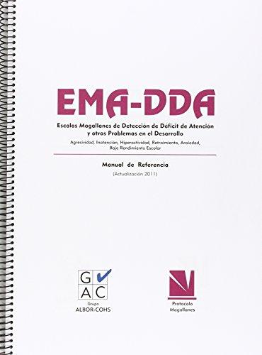 9788495180476: EMA-DDA, Escala Magallanes de Detección de Déficit de Atención