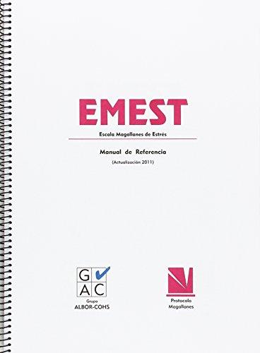 9788495180575: EMEST Escala Magallanes de Estrés