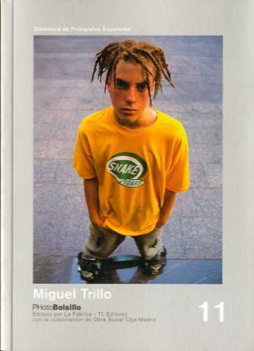9788495183200: MIGUEL TRILLO (PHOTOBOLSILLO)