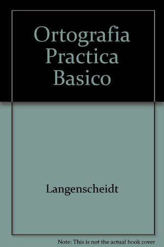 9788495199201: Ortografia Practica Basico (Spanish Edition)