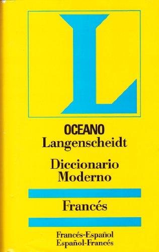 Diccionario Moderno Frances (Spanish Edition): Langenscheidt