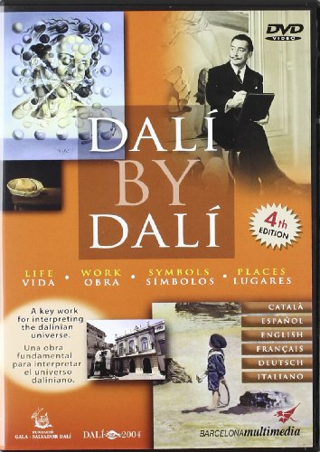 Dali by dali -DVD - Toni Matas I Dalmau