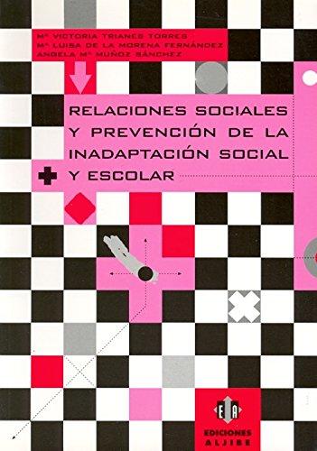 Relaciones sociales y prevención de la inadaptación: María Luisa de