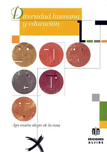 9788495212771: Diversidad humana y educación