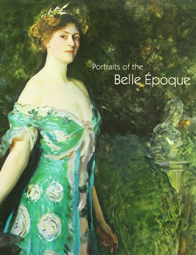 9788495241818: Portraits of the Belle Epoque