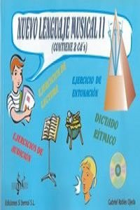9788495262493: Nuevo Lenguaje Musical II